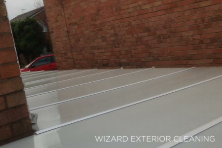 Carport Clean Newport, Telford