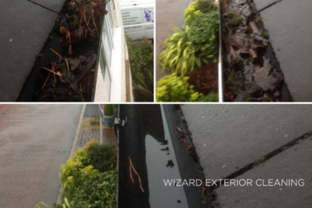 Gutter Cleaning Doseley