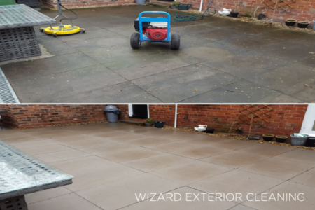 Pressure Washing Bridgnorth